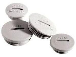 Lapp Kabel SKINDICHT® 52006000 PG29 Blind Blanking Plug