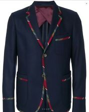 Gucci Blazer Jacket-With Tags- RRP$4,015
