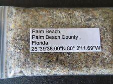 Florida Palm Beach  Sand Sample