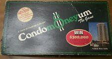 Condomoneyum the vintage board game 1985 ESM marketing