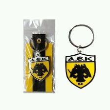 AEK Atene, PORTACHIAVI, l'Europa Champions League, NUOVO, Hellas, Greece, Fanshop