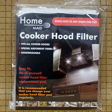 Universal Cooker Hood Extractor Fan Filter ? Cut To Size ? 47cm x 57cm