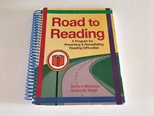 Road to Reading : A Program for Preventing and Remediating Reading Difficulties