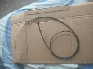 FORD CAPRI (I THINK ) BONNET OPENING CABLE - NEW GENUINE FORD MINT