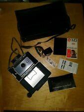 Polaroid Automatic 100 Land Camera Manual, Cover, Cold Clip #193, & Strap