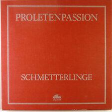 """3 x 12"""" LP - Schmetterlinge - Proletenpassion - B2020 - Box with Booklet"""