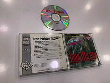 IRON MAIDEN CD LIVE IN USA