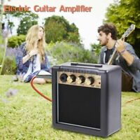 PG-3 Portable Mini Electric Guitar Amplifier Speaker Amp Volume Tone Control