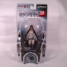 "NIB Sealed Mass Effect 3 Series 2 Miranda 7"" Action Figure Big Fish Toys"