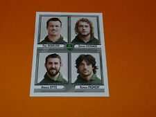 N°493 SECTION PALOISE PAU PANINI RUGBY 2007-2008 PRO D2 FRANCE