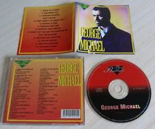 RARE CD ALBUM BEST BALLADS GEORGE MICHAEL 13 TITRES 1990