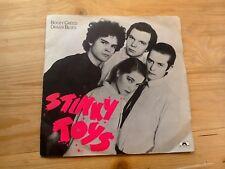 "Stinky Toys Boozy Credd / Driver Blues EX 7"" Single Vinyl Record 2056 630 P/S"