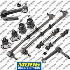 New Front Rebuild Steering Kit Tie Rod Linkages Moog For RWD Chevy Astro Van