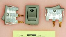 Arcolectric T8600VB 10A 250Vac Miniature Rocker Switch (Pk of 3)