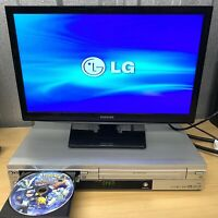 LG Electronics DVC8700 DVD Player & 6 Head VHS/VCR Recorder Combination 2-in-1