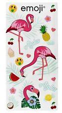 Official Licensed Emoji Flamingo Character Cotton Beach Towel Boys Girls Kids UK