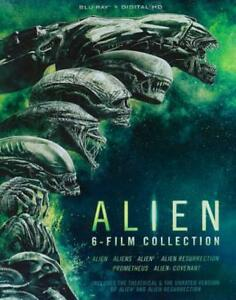 ALIEN: 6 FILM COLLECTION USED - VERY GOOD BLU-RAY DISC