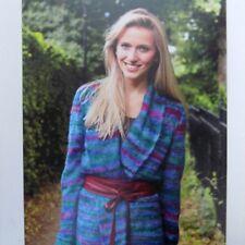 Debbie Bliss Angel Prints, 3 lace jacket cardigan knitting designs for women