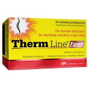 OLIMP THERM LINE FAST 60 tabs - FAST WEIGHT LOSS, FAT BURNING, DIET