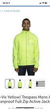 Tresspass Axle Hi Vis Cycling Jacket Size Small