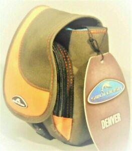 Camera Case/Bag for Nikon Coolpix L120 Brown/Orange