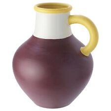 Design HAY, Serie YPPERLIG Vase, braun, H=30 cm,Ikea, Steinzeug