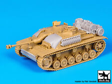 Blackdog Models 1/72 STURMGESCHUTZ III ASSAULT GUN Resin Set