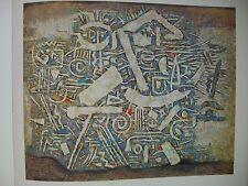 Willi Baumeister 1945-1955 von 1979 Württembergischer Kunstverein