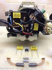 Kenwood Chef A901 901p Motor Kit de reparación, Incluye Cepillos, con guía.
