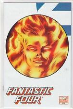 Fantastic Four #572 Human Torch variant 9.4