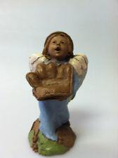 Tom Clark Angel In The Outfield Figurine Mint Cairn Studio Angel w Mitt