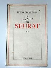 Georges-Pierre SEURAT 1859-1891 Peintre Impressionnisme LA GRANDE-JATTE