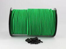Seil 0,70 Euro//m 20m Expanderseil 6mm weiß Gumm Planen Spannseil elast