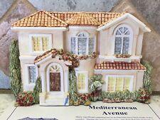 Brian Baker~*Mediterranean Ave*~De jaVu Collection~Cert Of Authenticity~Signed