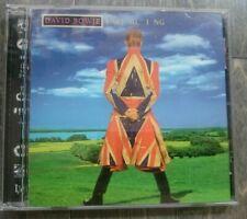 David Bowie - Eart HL I NG,  CD , 1997
