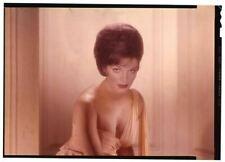Connie Francis à Couper le Souffle Sexy Glamour Broche Dessus Original 5x7