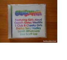 CD GREASEMANIA - GIRLS ALOUD, GARETH GATES, WESTLIFE, S CLU 8, CHEEKY GIRLS (AB)
