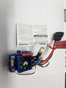 Traxxas Hoss 4x4 VXL Velineon Waterproof Brushless ESC 6.5mm 3355R* iD / 90076-4