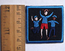 Girl Guide Canada GGC On-The-Go YOU AND OTHERS BADGE Program Area Core Patch NEW