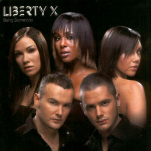 Liberty X - Being Somebody (CD 2003) New