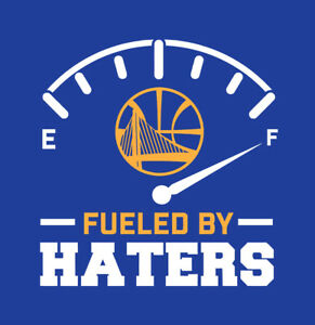 Golden State Warriors Fueled By Haters shirt Steph Curry Klay Thompson Draymond