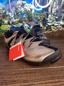 Mens Specialized Sport MTB Cycling Shoes Size 9.6 US Body Geometry Cleats