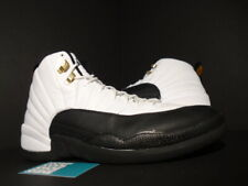 quality design 60e44 f5e39 08 NIKE AIR JORDAN XII 12 RETRO WHITE BLACK TAXI RED COUNTDOWN CDP 130690 -109