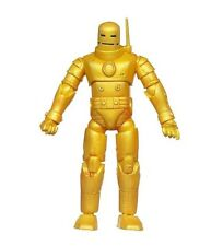 GOLD IRON MAN MARVEL UNIVERSE ACTION FIGURE CLASSIC AVENGERS COMPLETE MINT