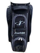 Vintage Tour Edge Black Golf Bag.