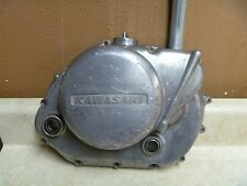 Kawasaki 200 KZ KZ200-A Used 1978 Engine Right Clutch Cover 1978 KB83
