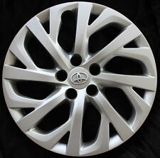 "Genuine Made by Toyota Corolla Hubcap OEM Cover 2017 2018 16"" wheel Only"