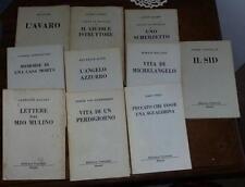 lotto di 10 bur-moliere-cechov-daudet-ford-mann-rolland-corneille-dostoievski