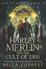 Harley Merlin 6: Harley Merlin and the Cult  by Bella Forrest New Paperback Book