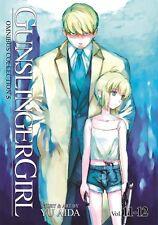 Gunslinger Girl Omnibus 5 Manga NEW